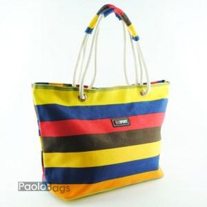 Дамска чанта от плат