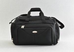 Сак пътна чанта стилна с джобове