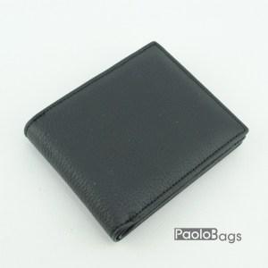 Мъжки портфейл портмоне черно евтин 18078