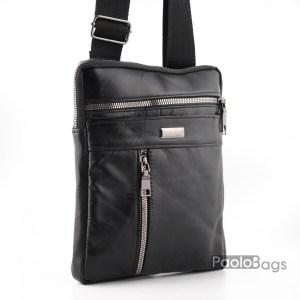 Луксозна мъжка чанта спортно елегантна 27685