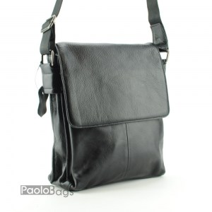Мъжка чанта от естествена кожа 17600