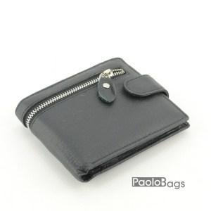 Луксозен мъжки портфейл от естествена кожа 18056