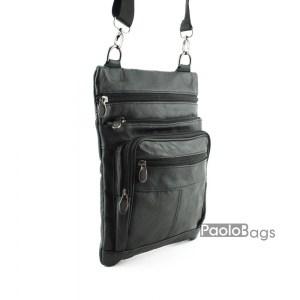 Мъжка чанта от естествена кожа 17719