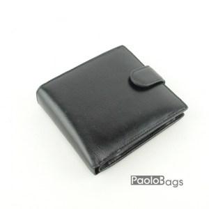Луксозен мъжки портфейл от естествена кожа 18050