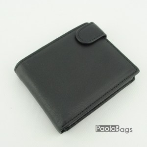 Мъжки портфейл от естествена кожа луксозен 18089