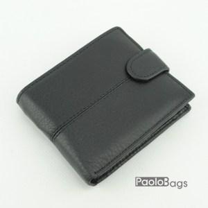 Мъжки портфейл от естествена кожа луксозен 18088