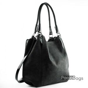 Дамска чанта с дълга дръжка 21027
