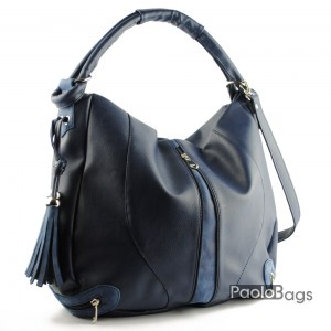 Дамска чанта тип торба 21033