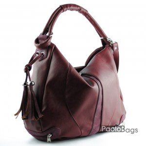 Дамска чанта тип торба 21034