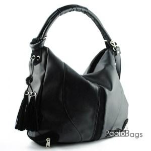Дамска чанта тип торба 21035
