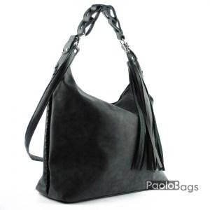 Дамска чанта тип торба 21036