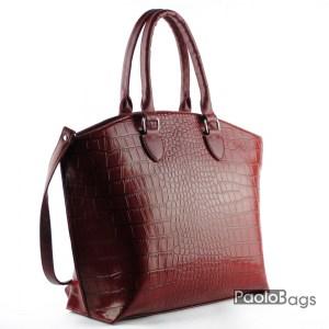 Дамска чанта с дръжка за рамо 21054