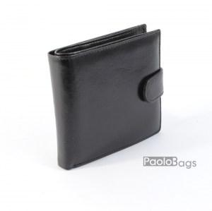 Луксозен мъжки портфейл от естествена кожа 20405