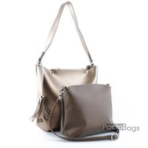 Дамска чанта 2в1 с органайзер 21653