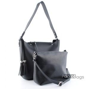 Дамска чанта 2в1 с органайзер 21654