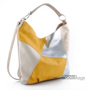 Дамска чанта тип торба 21660