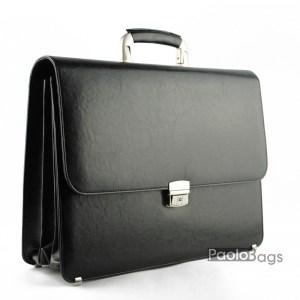 Бизнес мъжка чанта за документи българска 14994-3